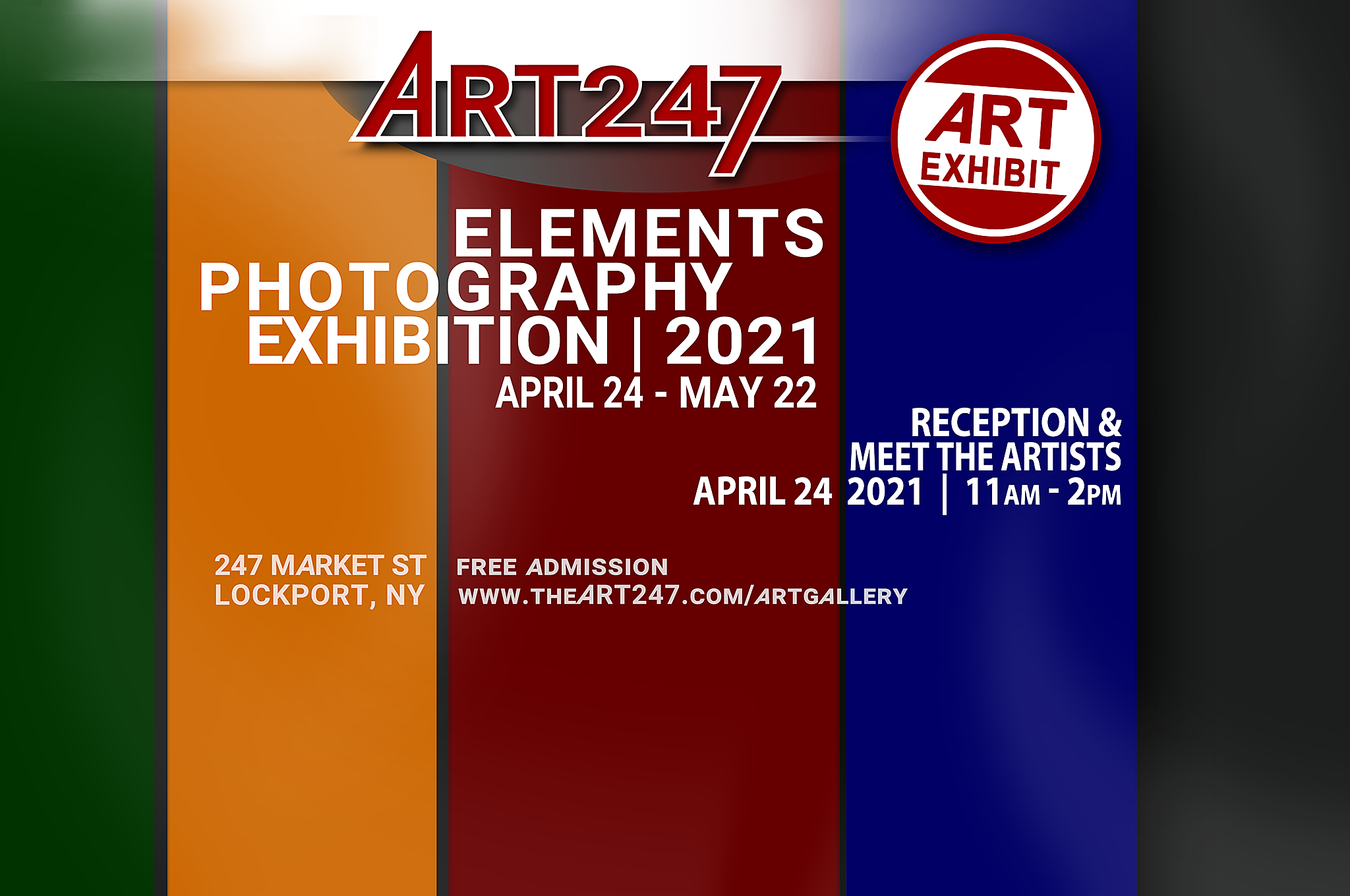 ELEMENTS PHOTOGRAPHY | Exhibition 2021