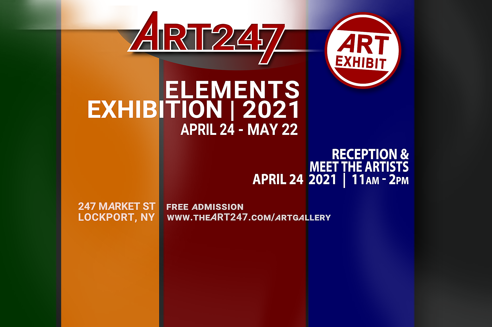 ELEMENTS | Exhibition 2021