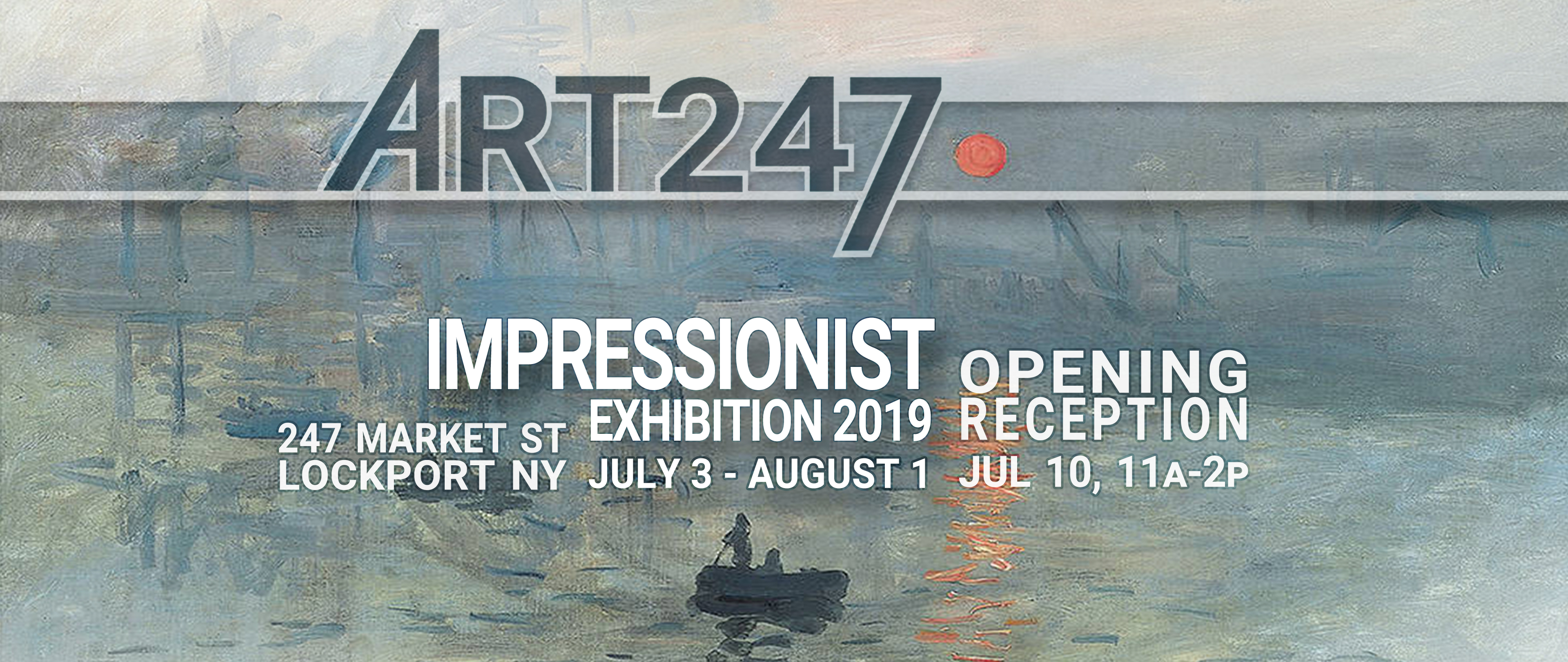 IMPRESSIONIST ART | Exhibition 2021